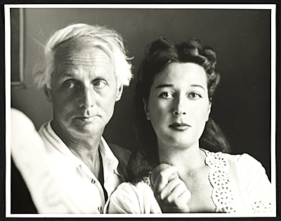 [Max Ernst and Dorothea Tanning]