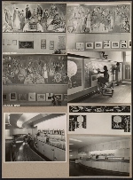 [Photographs of the Washington State WPA Art Project ]