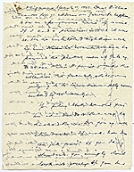 Bernard Berenson letter to William Mills Ivins