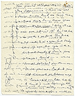 [Bernard Berenson letter to William Mills Ivins page 2]