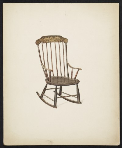 [Rocking chair]