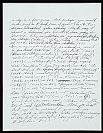 [Dan Flavin letter to Ellen H. Johnson 1]