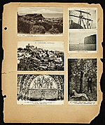 [Postcard album with images of Cagnes- Sur- Mer- Vue Panoramique ]