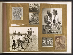 [William H. Johnson scrapbook page 16]