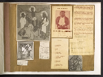 [William H. Johnson scrapbook page 18]
