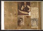 [William H. Johnson scrapbook page 41]