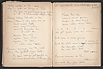 [Robert Edward Duncan and Jess Collins scrapbook for Patricia Jordan pages 18]