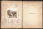 [Robert Edward Duncan and Jess Collins scrapbook for Patricia Jordan pages 25]