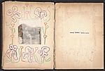 [Robert Edward Duncan and Jess Collins scrapbook for Patricia Jordan pages 26]