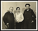 Albert Kahn, Frida Kahlo and Diego Rivera