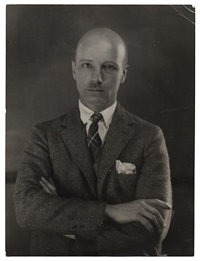[Portrait of Rockwell Kent]