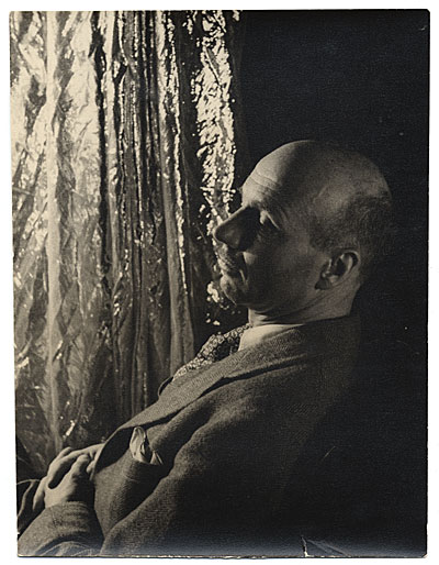 Portrait of Rockwell Kent