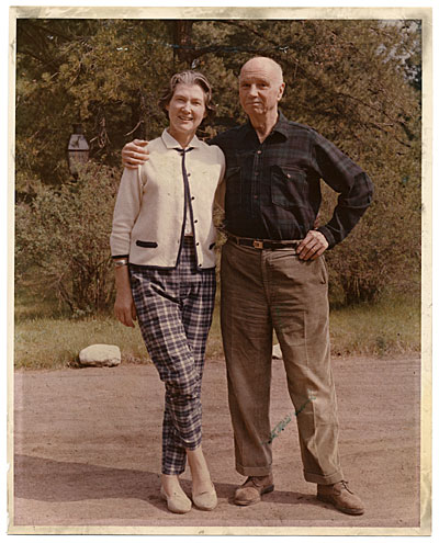 Rockwell and Sally Kent
