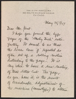[W. A. Kittredge letter to Rockwell Kent ]