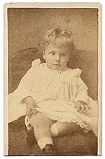 Rockwell Kent as a young boy