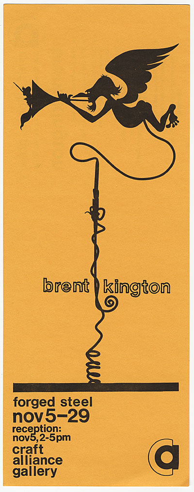 [Brent Kington: Forged Steel]