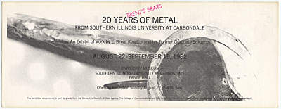 [ 20 Years of Metal ]