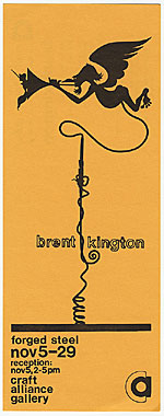 Brent Kington: Forged Steel