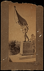 [Civil War soldiers' monument study ]