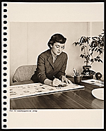 Florence Knoll Bassett portfolio of photographs and articles