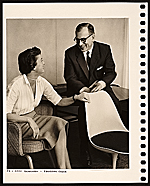 [Florence Knoll Bassett portfolio of photographs and articles ]