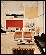 Knoll showroom entrance space