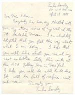 [Emilio Sanchez, New York, N.Y. to Helen L. Kohen, Miami, Fla. 3]
