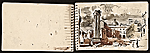 [Adolf Ferdinand Konrad sketchbook of travels to Rome and Egypt 14]