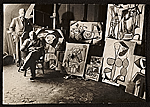 [Samuel Kootz and Pablo Picasso ]