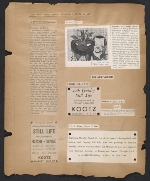 [Kootz Gallery scrapbook no. 4 page 47]