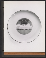 Reproduction of Howard Kottler's Leonardo Supperware