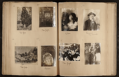 famous paintings  1913