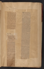 [Walt Kuhn scrapbook of press clippings documenting the Armory Show, vol. 1 pages 8]