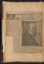 [Walt Kuhn scrapbook of press clippings documenting the Armory Show, vol. 1 pages 11]