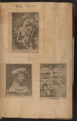 [Walt Kuhn scrapbook of press clippings documenting the Armory Show, vol. 1 pages 20]