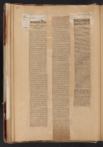 [Walt Kuhn scrapbook of press clippings documenting the Armory Show, vol. 1 pages 23]