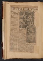 [Walt Kuhn scrapbook of press clippings documenting the Armory Show, vol. 1 pages 27]
