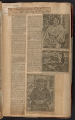 [Walt Kuhn scrapbook of press clippings documenting the Armory Show, vol. 1 pages 36]