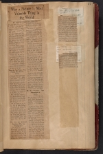 [Walt Kuhn scrapbook of press clippings documenting the Armory Show, vol. 1 pages 40]