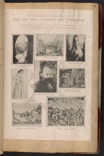 [Walt Kuhn scrapbook of press clippings documenting the Armory Show, vol. 1 pages 44]