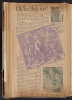 [Walt Kuhn scrapbook of press clippings documenting the Armory Show, vol. 1 pages 47]