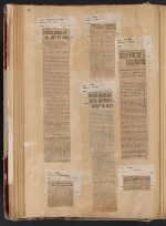 [Walt Kuhn scrapbook of press clippings documenting the Armory Show, vol. 1 pages 49]