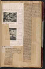 [Walt Kuhn scrapbook of press clippings documenting the Armory Show, vol. 1 pages 56]