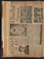 [Walt Kuhn scrapbook of press clippings documenting the Armory Show, vol. 1 pages 57]