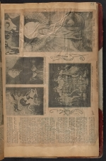 [Walt Kuhn scrapbook of press clippings documenting the Armory Show, vol. 1 pages 58]