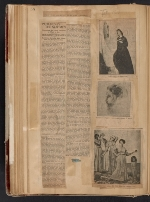 [Walt Kuhn scrapbook of press clippings documenting the Armory Show, vol. 1 pages 61]