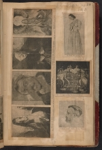 [Walt Kuhn scrapbook of press clippings documenting the Armory Show, vol. 1 pages 62]