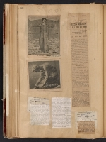 [Walt Kuhn scrapbook of press clippings documenting the Armory Show, vol. 1 pages 63]