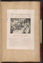 [Walt Kuhn scrapbook of press clippings documenting the Armory Show, vol. 1 pages 66]
