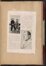 [Walt Kuhn scrapbook of press clippings documenting the Armory Show, vol. 1 pages 74]